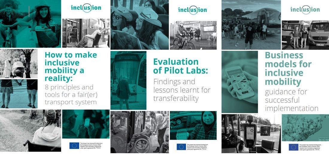 INCLUSION releases guidance for a fair(er) transport system